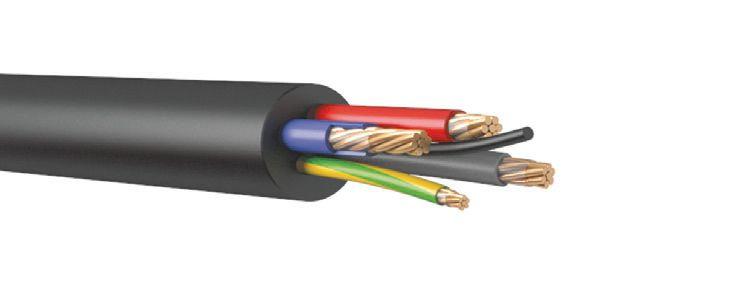 Nuovi punti flessibili segnale multicore 2 Core piccole dati DI POTENZA AUTO wire del cavo