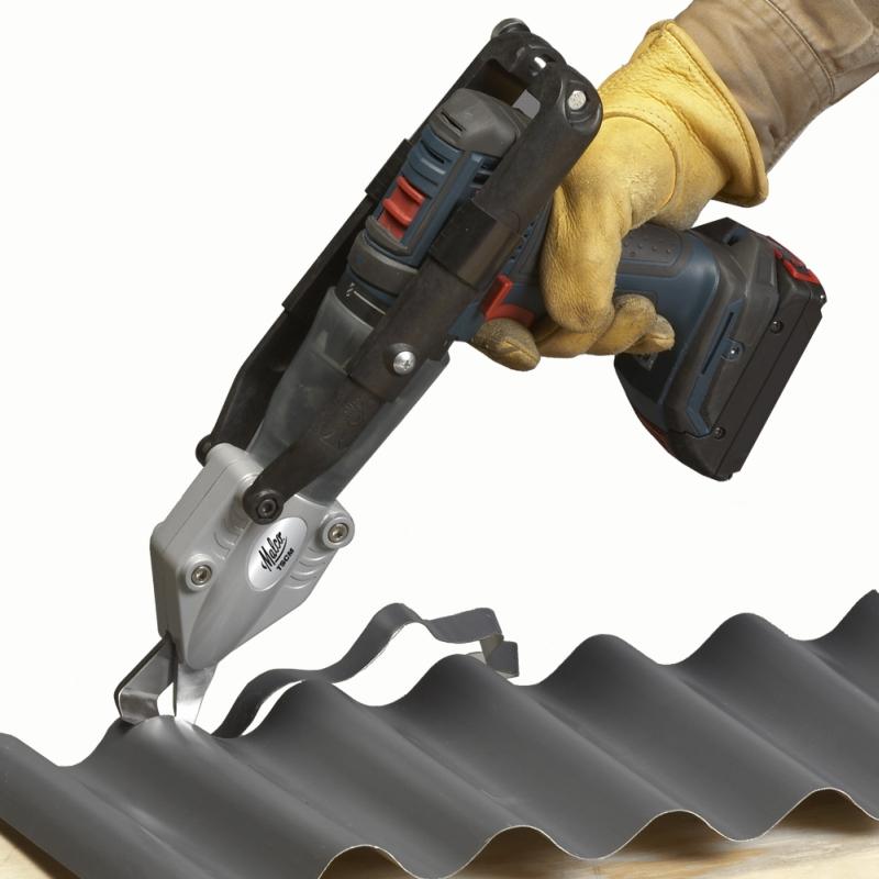 ножницы для профнастила электрические
